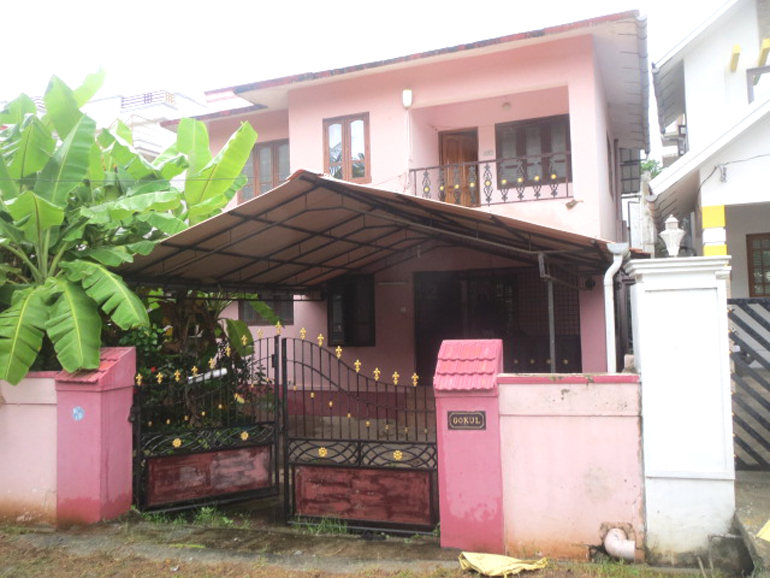 Independent House for sale at Palaghat Dist.