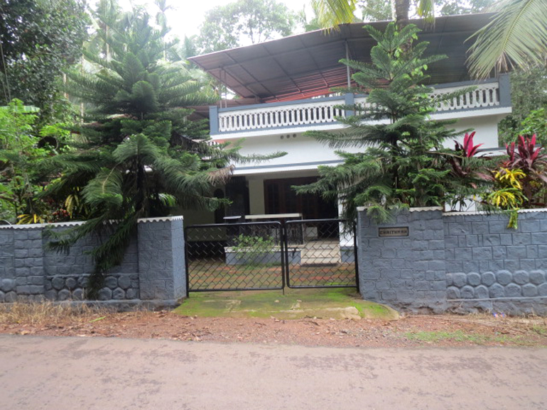 Independent house for sale at Thalassery