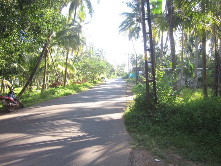 Land for sale at Kasargod Dist.