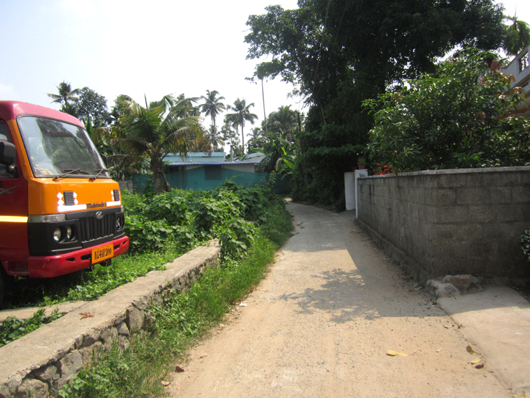 Land for sale at Aluva