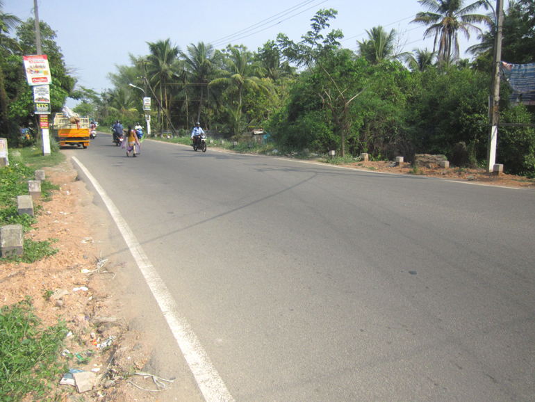 Land and Building for sale at Ernamkulam Dist.