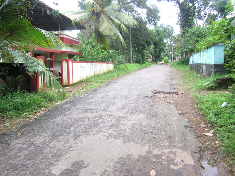 Land for sale at Adoor Muncipality