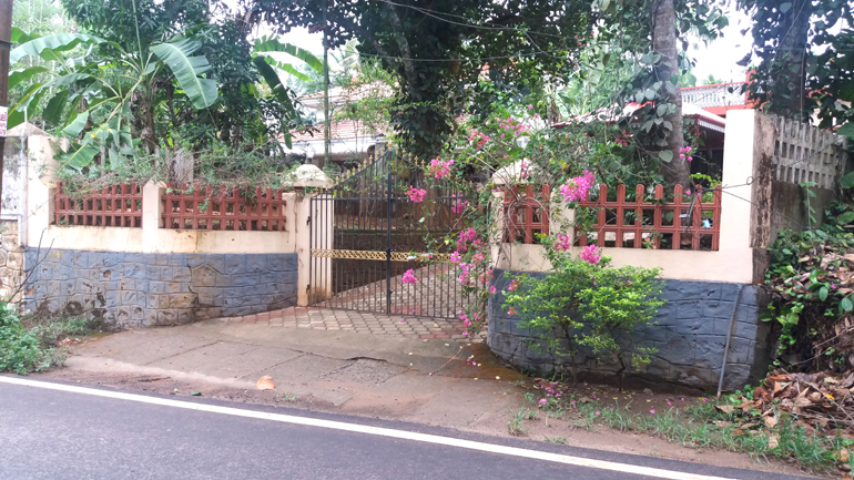 Land House for sale at Ernakulam Dist.
