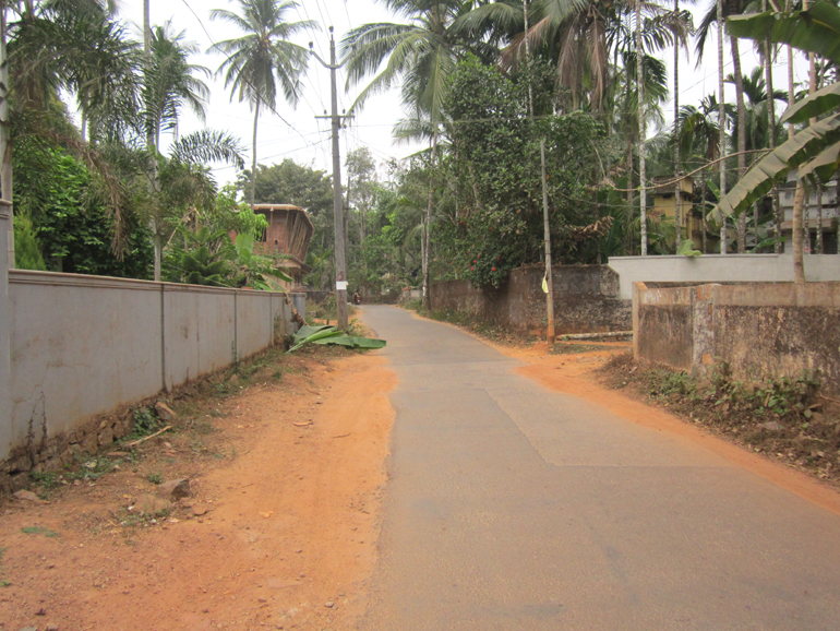 Land House for sale at Kozhikode Dist.