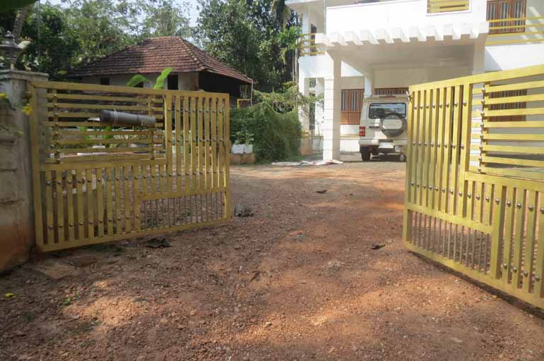 Land House for sale at Kannur Dist.