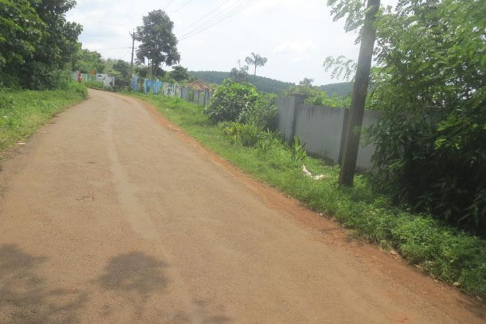 Land for sale at Wadakanchery, Thrissur Dist.